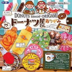 Kit Origami - Magasin de Donuts